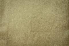 Vieux fond de tissu de tissu Image libre de droits