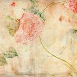 Vieux fond de tissu de toile Images stock