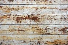 Vieux fond dedans de bois Photo libre de droits