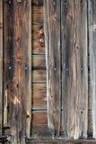 Vieux fond en bois Photos libres de droits