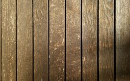 Vieux fond en bois Photographie stock