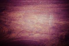 Vieux fond en bois affligé de grunge de planche de conseil Photo libre de droits