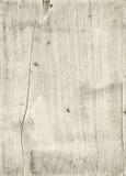 Vieux fond en bois blanc de texture Image libre de droits