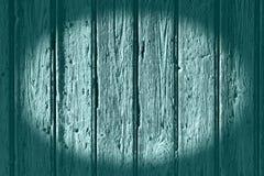Vieux fond en bois bleu Photos libres de droits