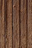 Vieux fond en bois brun Images libres de droits