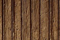 Vieux fond en bois brun Photos stock