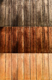 Vieux fond en bois de planche Photographie stock