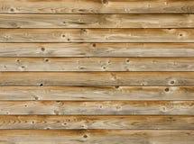 Vieux fond en bois de planche Photos libres de droits