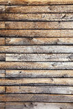 Vieux fond en bois de planches Images libres de droits