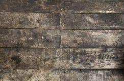 Vieux fond en bois de texture Photo libre de droits