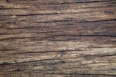 Vieux fond en bois de texture Images libres de droits