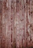 Vieux fond en bois de texture de barrière photographie stock