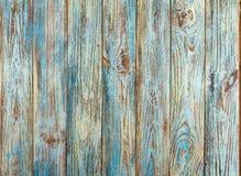 Vieux fond en bois grunge vert jaunâtre de planches Image libre de droits
