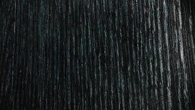Vieux fond en bois noir Photos libres de droits