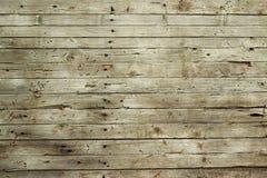 Vieux fond en bois putréfié gris de planches image libre de droits