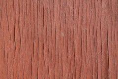 Vieux fond en bois rouge photographie stock