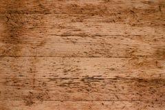 Vieux fond en bois rouge, surface en bois rustique avec l'espace de copie images stock