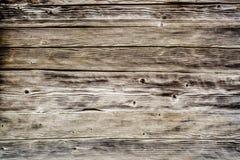 Vieux fond en bois Table ou étage en bois Photographie stock