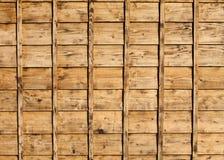 Vieux fond en bois texturisé Photos libres de droits