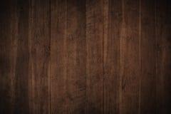 Vieux fond en bois texturisé foncé grunge, la surface de l'ol photos libres de droits