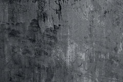 Vieux fond et texture rouillés de bidon Images libres de droits