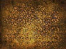 Vieux fond floral grunge Photographie stock libre de droits