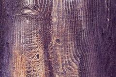 Vieux fond fonc? en bois photographie stock libre de droits