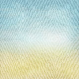 Vieux fond grunge avec la texture abstraite sensible de toile Photos libres de droits