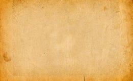 Vieux fond grunge de papier Photo libre de droits