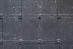 Vieux fond ou texture rouillé en métal Photo libre de droits