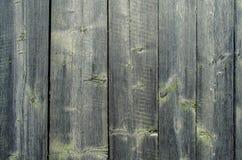 Vieux fond rustique de conseils en bois Images libres de droits