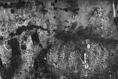 Vieux fond texturisé rayé rouillé en métal Photo stock