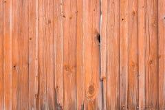 Vieux fond wal en bois rouge images libres de droits