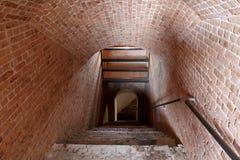 Vieux fort Barrancas Image stock