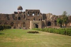 Vieux fort, la Nouvelle Delhi Photographie stock libre de droits