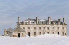 Vieux fort Niagara photos stock