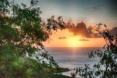 Vieux-forte Foto de Stock Royalty Free