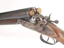 Vieux fusil de chasse Images libres de droits