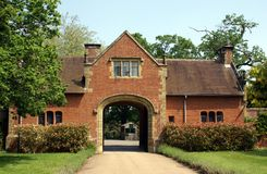 Vieux Gatehouse photo stock