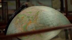 Vieux globe Photographie stock