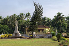Vieux Goa Photographie stock