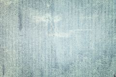 Vieux Grey Wall Texture Background lisse concret image libre de droits