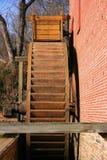 Vieux Gristmill restauré Photos stock