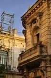 Vieux groupe d'architecture de la Havane Image stock