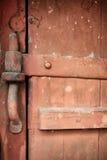 Vieux, grunges panneaux en bois Images libres de droits
