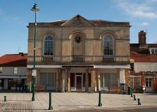 Vieux hôtel de ville Angleterre Images libres de droits