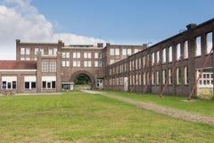vieux industriel de construction Image stock