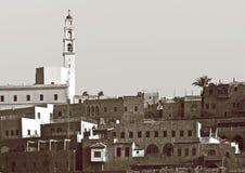 Vieux Jaffa Image libre de droits