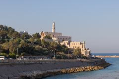 Vieux Jaffa. Israël Photo stock