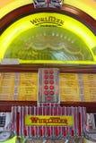 Vieux juke-box Image libre de droits